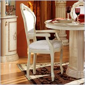 camelgroup Rossella Arm Chair in Ivory