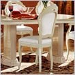 ADD TO YOUR SET: camelgroup Rossella Side Chair in Ivory