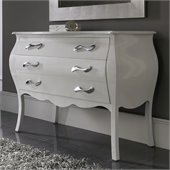 Dupen Nelly Dresser in White