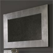 Dupen Nelly Mirror in Silver