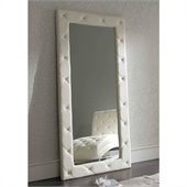 Dupen Nelly Standing Mirror in White