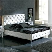 Dupen Nelly Bed in White