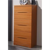 Benicarlo 114 Series 6-Drawer Chest in Cherry