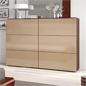 Benicarlo Maya Double Dresser in Dark Wenge