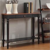 Convenience Concepts French Country Rectangular Console Table