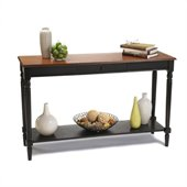 Convenience Concepts French Country Wide Rectangular Console Table