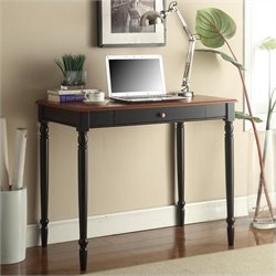 Convenience Concepts French Country Desk in Cherry