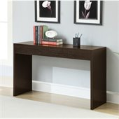 Convenience Concepts Northfield Wall Console in Espresso