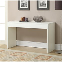 Convenience Concepts Northfield Wall Console in White