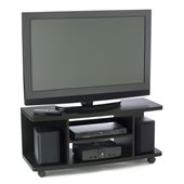Convenience Concepts Northfield Grand TV Stand in Espresso