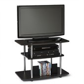 Convenience Concepts Designs2Go  3-Tier TV Stand in Espresso