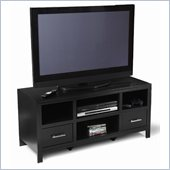 Convenience Concepts Designs2Go Folding TV Stand in Black