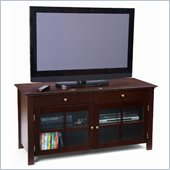 Convenience Concepts Designs2Go Williamsburg TV Stand in Espresso