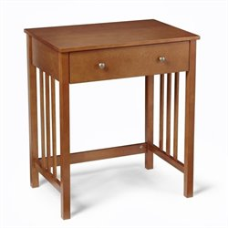 Convenience Concepts Designs2Go Mission Desk in Oak