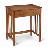Convenience Concepts Designs2Go Mission Desk in Cherry