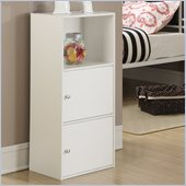 Convenience Concepts XTRA-Storage 2 Door Cabinet in White