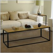 Convenience Concepts Dakota Coffee Table in Natural