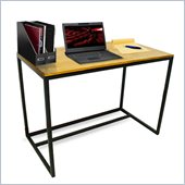 Convenience Concepts Dakota Desk in Natural