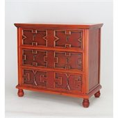 Wayborn The English Accent Chest in Brown