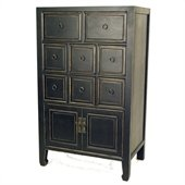 Wayborn Suchow Chest in Antique Black