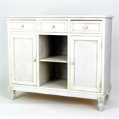 Wayborn Brookfield Sideboard in Whitewash