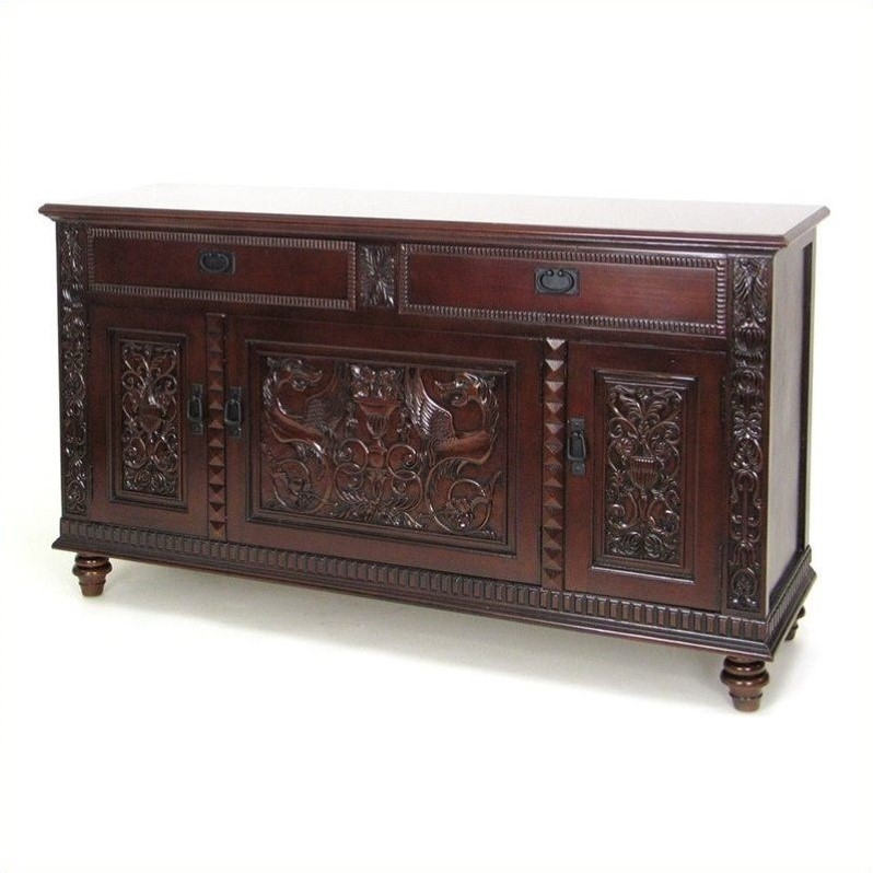 Wayborn Roman Sideboard in Brown