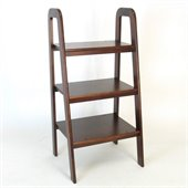 Wayborn Birchwood Ladder Stand in Black