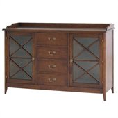 Wayborn Eiffel Sideboard in Brown