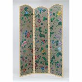 Wayborn Floral Room Divider