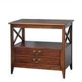 Wayborn Eiffel TV Stand in Brown