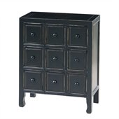 Wayborn Suchow CD Chest in Antique Black