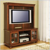 Altra Furniture Oakland Home Entertainment Center in Madison Cherry