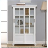 Altra Furniture Bookcase in High Gloss White
