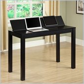 Altra Furniture Parsons Tilt Writing Desk in Black