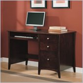 Altra Furniture Astute Computer Desk in Espresso