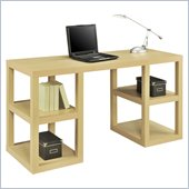 Altra Furniture Parsons Deluxe Writing Desk in Natural