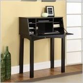 Altra Furniture Parsons Secretary Desk in Black