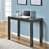 Altra Furniture Parsons Writing Desk in Espresso