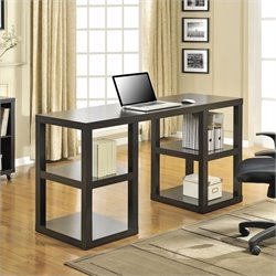 Altra Furniture Parsons Deluxe Writing Desk in Espresso