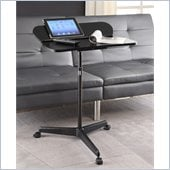 Altra Furniture Laptop Cart in Black