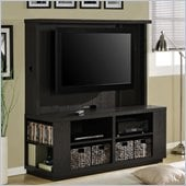 Altra Furniture Dylan Home Entertainment Center in Espresso