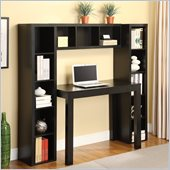 Altra Furniture Parsons Office Set in Black