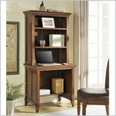 Altra Furniture Amelia Desk with Hutch in Madison Cherry