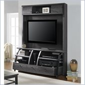 Altra Furniture Essex Home Entertainment Center in Espresso/Ebony