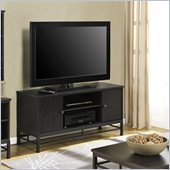 Altra Furniture Wexford TV Stand in Espresso and Black Finish