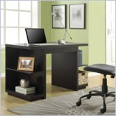 Altra Furniture Hollow Core Desk in Espresso Finish