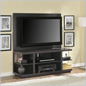 Altra Furniture Hollow Core Entertainment Center in Espresso Finish