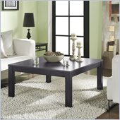 Altra Furniture Parsons Large Coffee Table in Espresso Finish