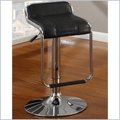 Poundex 33 Barstool in Black