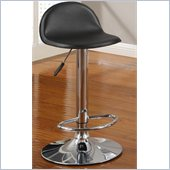 Poundex 37 Barstool in Black